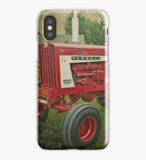 Farmall Tractor iPhone Case