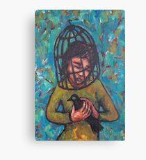 """Cage"" Canvas Print"