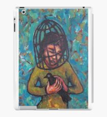 """Cage"" iPad Case/Skin"