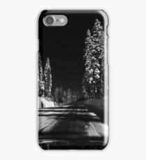 Road to Epic Snow iPhone Case/Skin