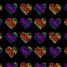 Tiger Heart  1 by JBonnetteArt