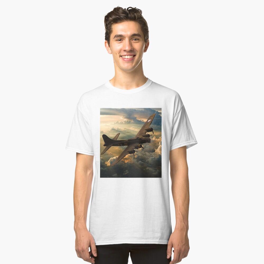 Sonnenuntergang Sally Classic T-Shirt