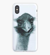 G'day. (Emu) iPhone Case