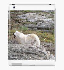 Loup iPad Case/Skin