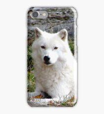 Loup  iPhone Case/Skin
