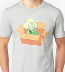 peridot in a box Unisex T-Shirt