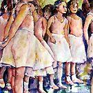 ballet class again by pamfox