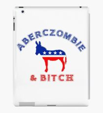 ABERCROMBIE & BITCH iPad Case/Skin
