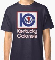 DEFUNCT - KENTUCKY COLONELS Classic T-Shirt