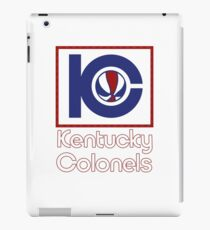 DEFUNCT - KENTUCKY COLONELS iPad Case/Skin