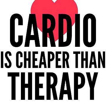 cardio es más barato que la terapia de alexwein