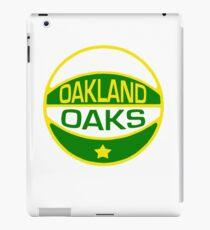 DEFUNCT - OAKLAND OAKS iPad Case/Skin