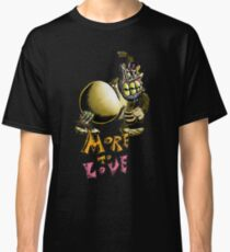 Tubbs- More To Love Classic T-Shirt