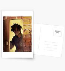 Percy: Warum? Postkarten