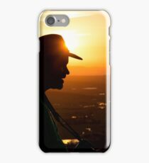Akubra Sunset iPhone Case/Skin