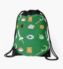 Shows growing up Drawstring Bag