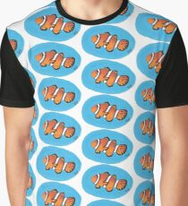Clownfish Icon Graphic T-Shirt