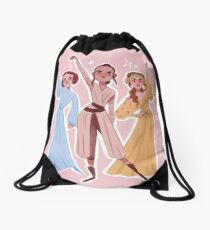 Work! (The Schuywalkers) Drawstring Bag