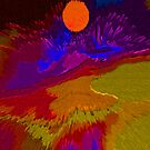 Just A Little Color Abstract, Just cute by SherriOfPalmSprings Sherri Nicholas-