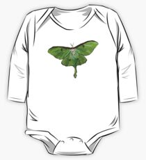 Luna Moth One Piece - Long Sleeve