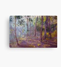 'The Coolness of Morning' Canvas Print