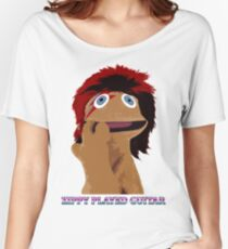 Zippy Played Guitar Women's Relaxed Fit T-Shirt