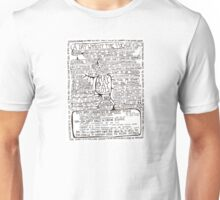 May Day Flowchart Unisex T-Shirt