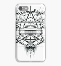 Non timebo mala V.2 iPhone Case/Skin