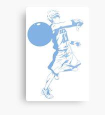 Kuroko no Basket - Kuroko Tetsuya Metal Print