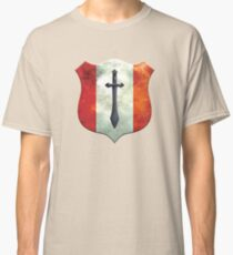 Knight's Shield No.1 Classic T-Shirt