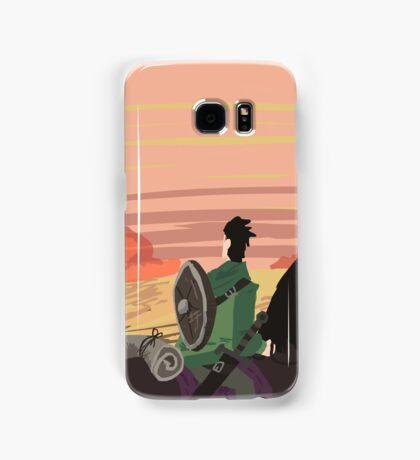 Little Warrior Samsung Galaxy Case/Skin