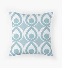 Duck Egg Pattern Throw Pillow