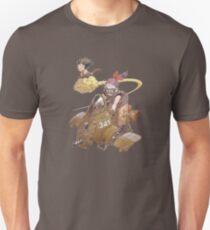 Toriyama artwork / Goku and Bulma T-Shirt