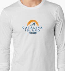 Catalina Island - California. Long Sleeve T-Shirt