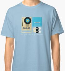 Mile 3.25 Tidal Inlet Classic T-Shirt