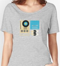 Mile 3.25 Tidal Inlet Women's Relaxed Fit T-Shirt