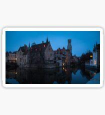 Bruges Sticker