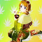 High Hanayo by izabelew