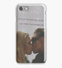 Clexa phone case iPhone Case/Skin