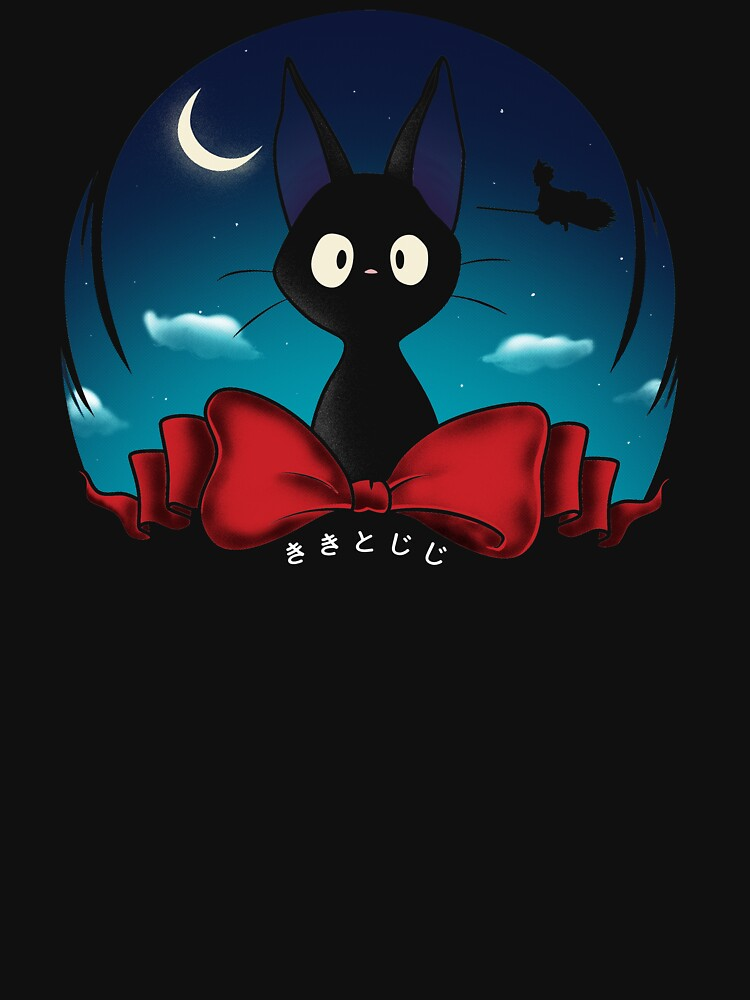 The Witch's Familiar / Kiki Delivery Service by Ruwah