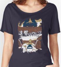 Attack on Waltz - Shingeki no Waltz (Final Fantasy IX) Women's Relaxed Fit T-Shirt