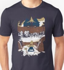 Attack on Waltz - Shingeki no Waltz (Final Fantasy IX) T-Shirt