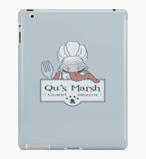 Qu's Marsh - Grand Bistrot (Final Fantasy IX) iPad Case/Skin