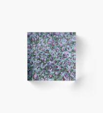 #DeepDream Ice 5x5K v1452178372 Acrylic Block