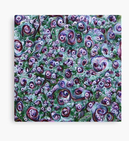 #DeepDream Ice 5x5K v1452178372 Canvas Print