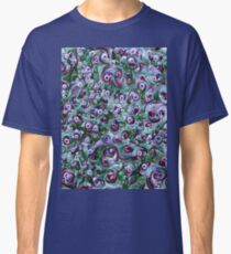 #DeepDream Ice 5x5K v1452178372 Classic T-Shirt