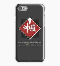 Shin-Ra Company (Final Fantasy VII) iPhone Case/Skin