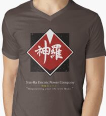 Shin-Ra Company / Final Fantasy VII Men's V-Neck T-Shirt
