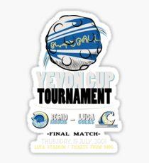 Blitzball Tournament / Final Fantasy X Sticker