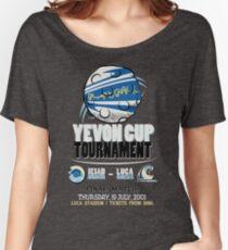Blitzball Tournament! (Final Fantasy X) Women's Relaxed Fit T-Shirt